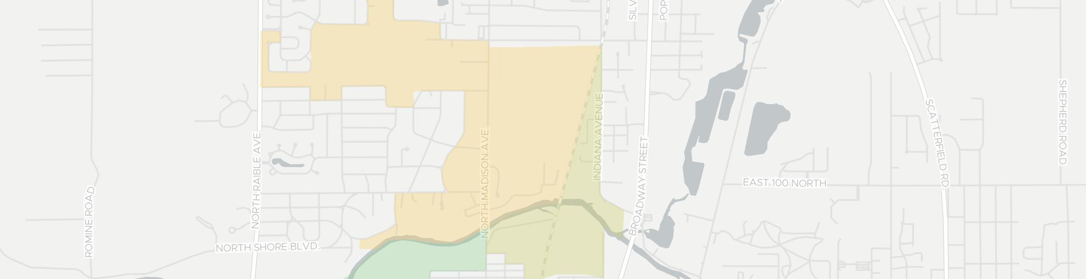 Country Club Heights Internet Competition Map. Click for interactive map.