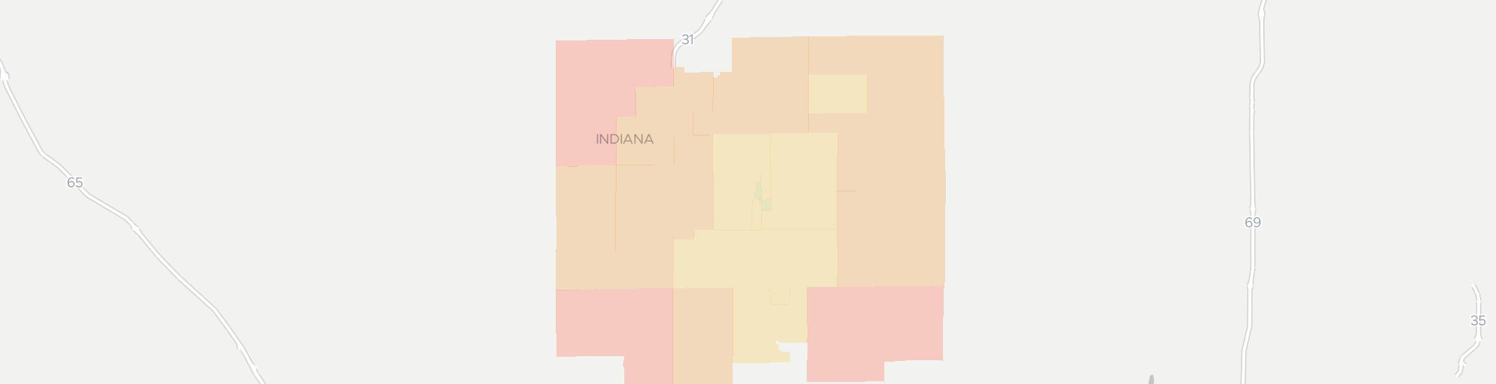 Tipton Internet Competition Map. Click for interactive map.