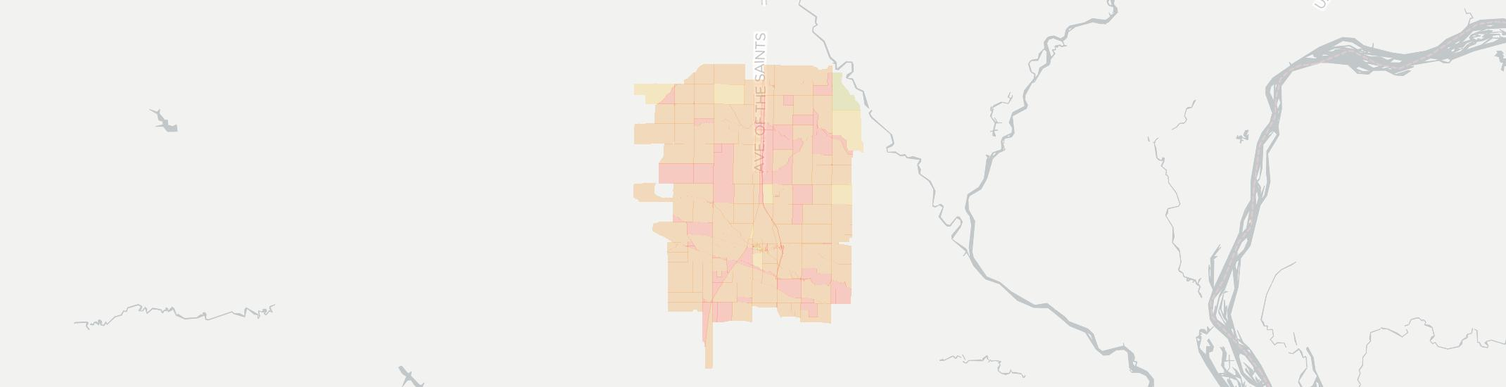 Ainsworth Internet Competition Map. Click for interactive map.