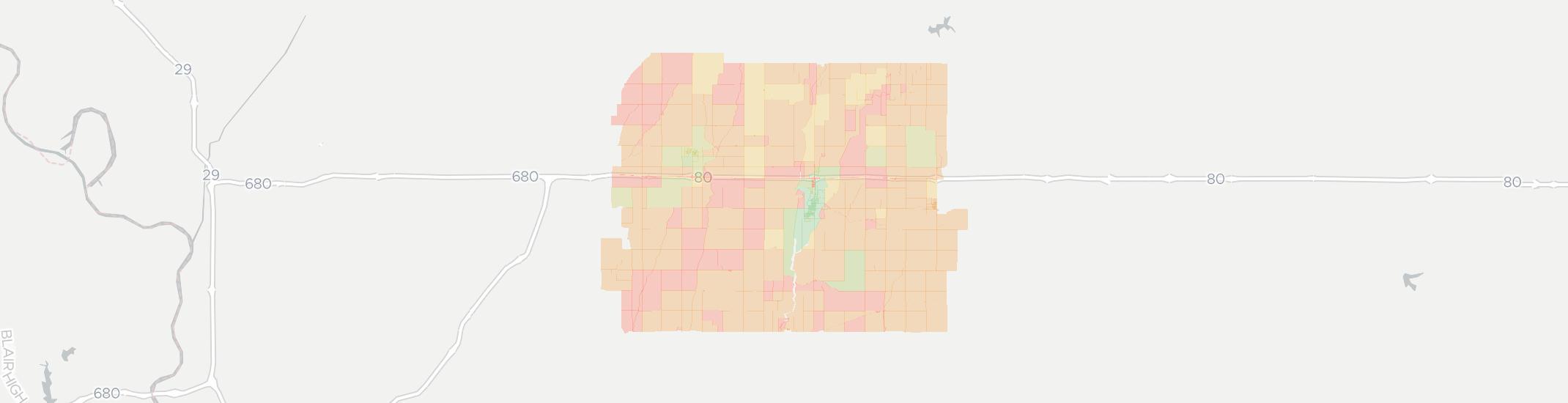 Avoca Iowa Map.Avoca Ia Has 10 Internet Service Providers From 33 00