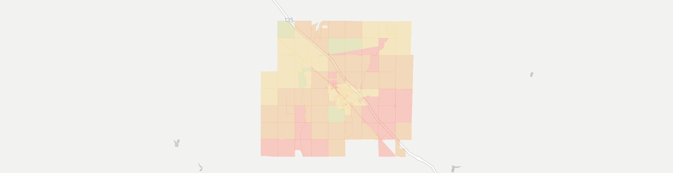 hesston internet competition map  click for interactive map
