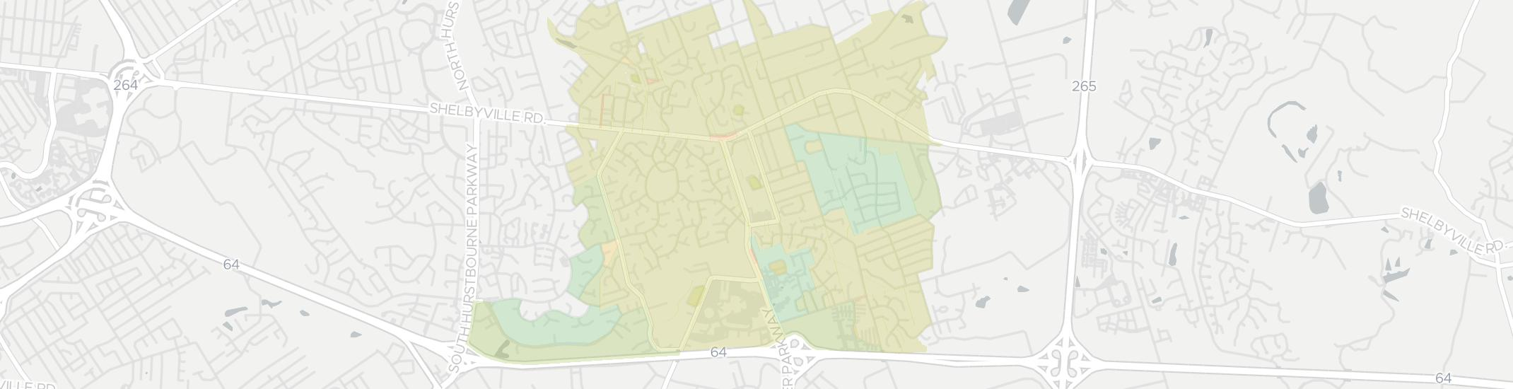 Douglass Hills Internet Competition Map. Click for interactive map.