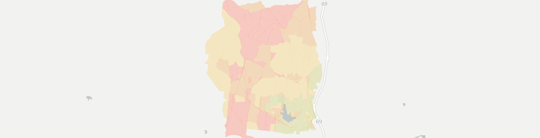 Manitou Internet Competition Map. Click for interactive map.