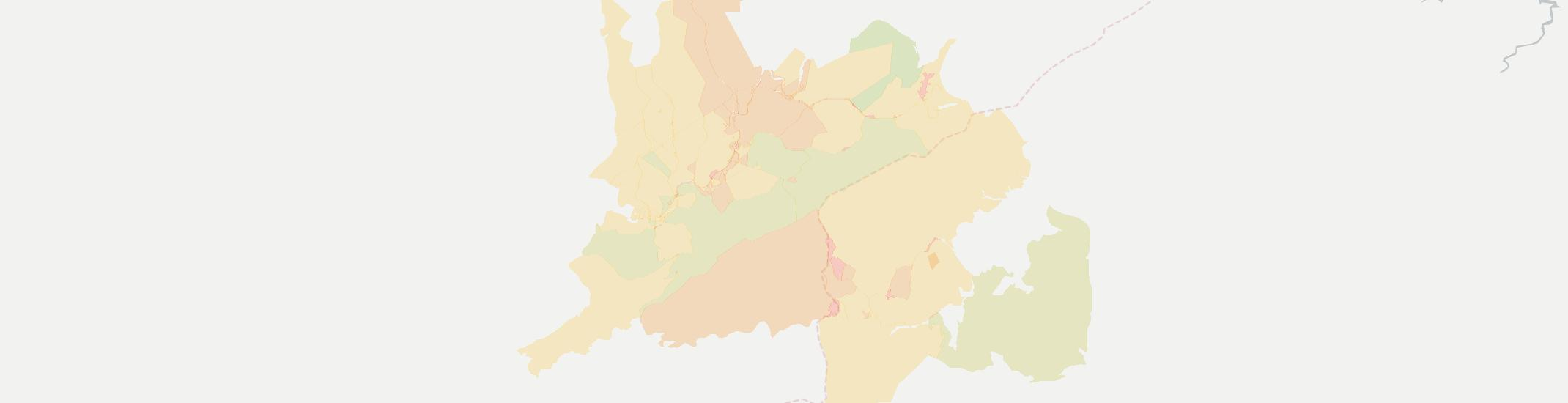 Mayking Internet Competition Map. Click for interactive map.