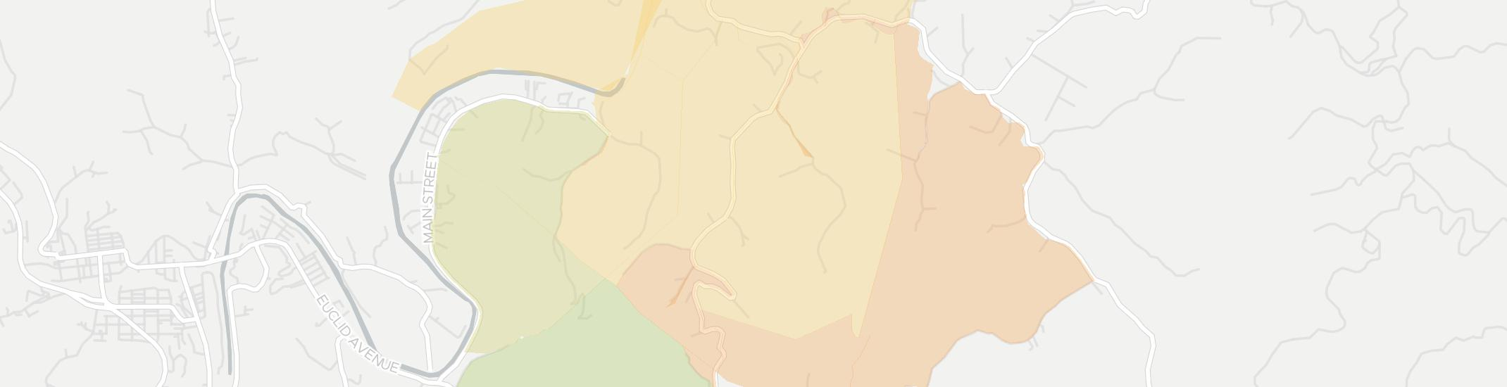 Williamsport Internet Competition Map. Click for interactive map.