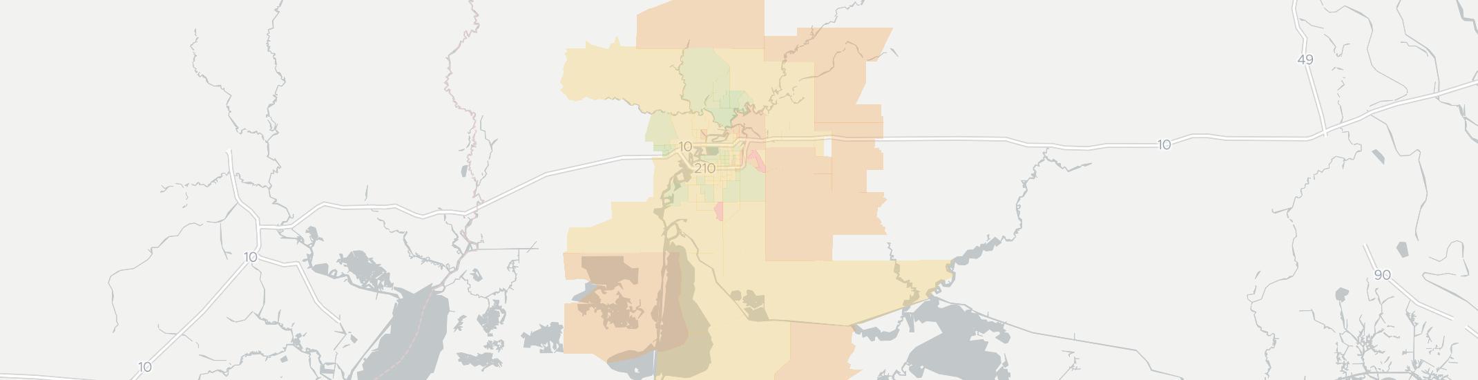 Lake Charles Has 18 Internet Service Providers Broadbandnow Com
