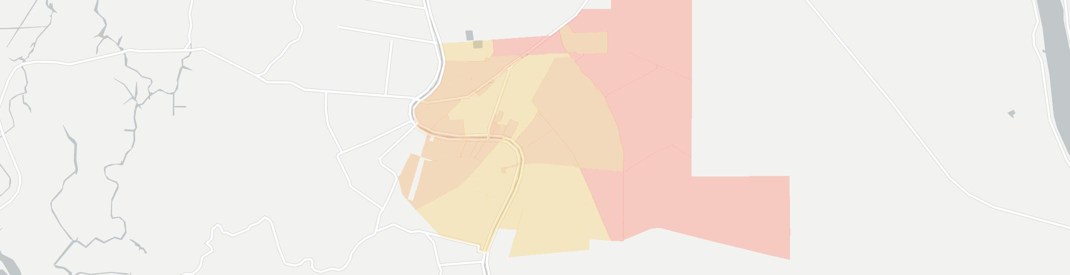 Plattenville Internet Competition Map. Click for interactive map.