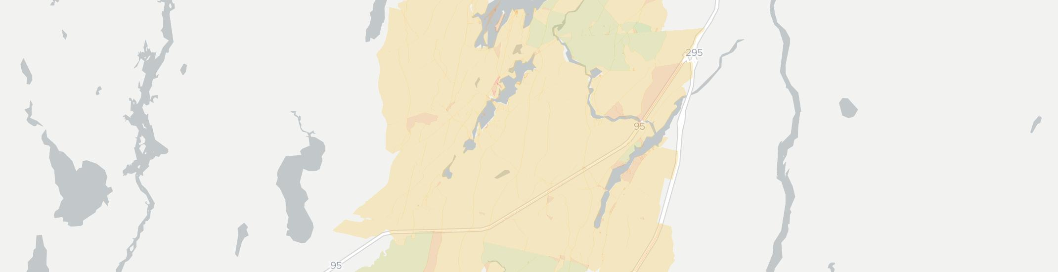 Litchfield Maine Map.Litchfield Me Has 12 Internet Service Providers From 29 95
