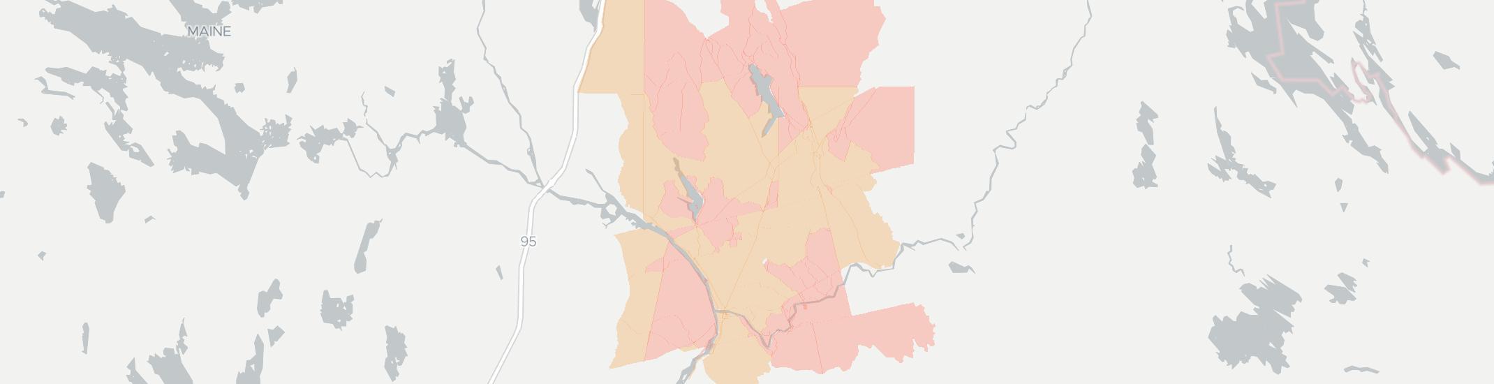 Mattawamkeag Internet Competition Map. Click for interactive map.