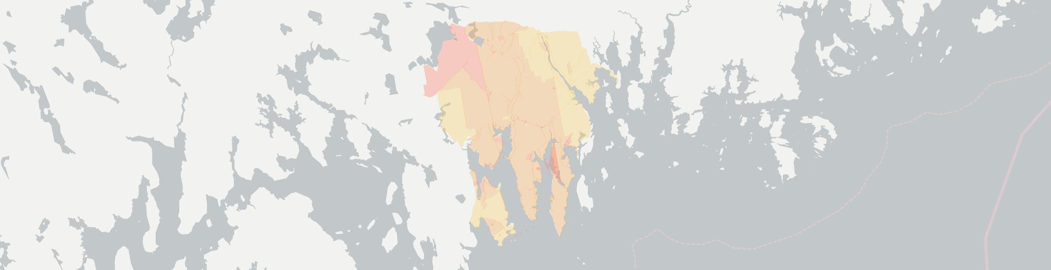Steuben Maine Map.Internet Providers In Steuben Me Compare 8 Providers