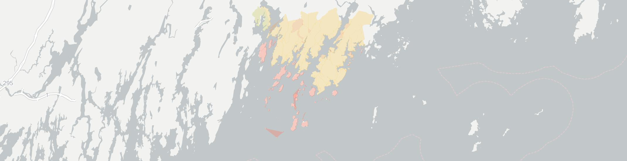 Tenants Harbor Maine Map.Tenants Harbor Me Has 8 Internet Service Providers From 29 95