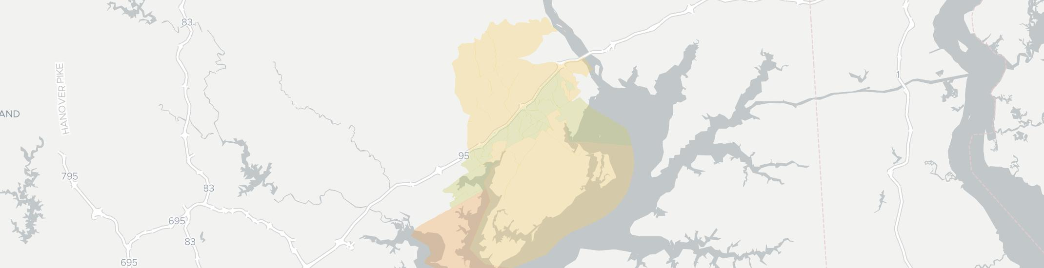 Aberdeen Internet Competition Map. Click for interactive map.