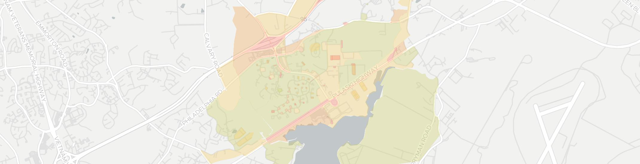 Belcamp Internet Competition Map. Click for interactive map.
