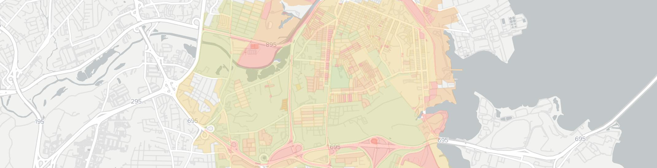 Brooklyn Park Internet Competition Map. Click for interactive map.