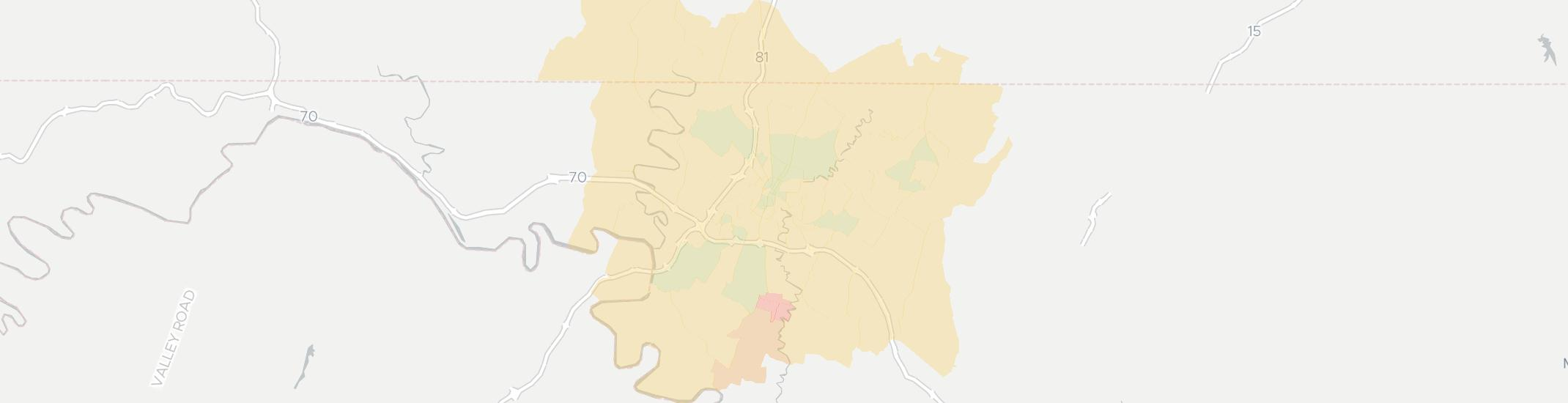 Hagerstown Md Zip Code Map.Internet Providers In Hagerstown Md Compare 16 Providers