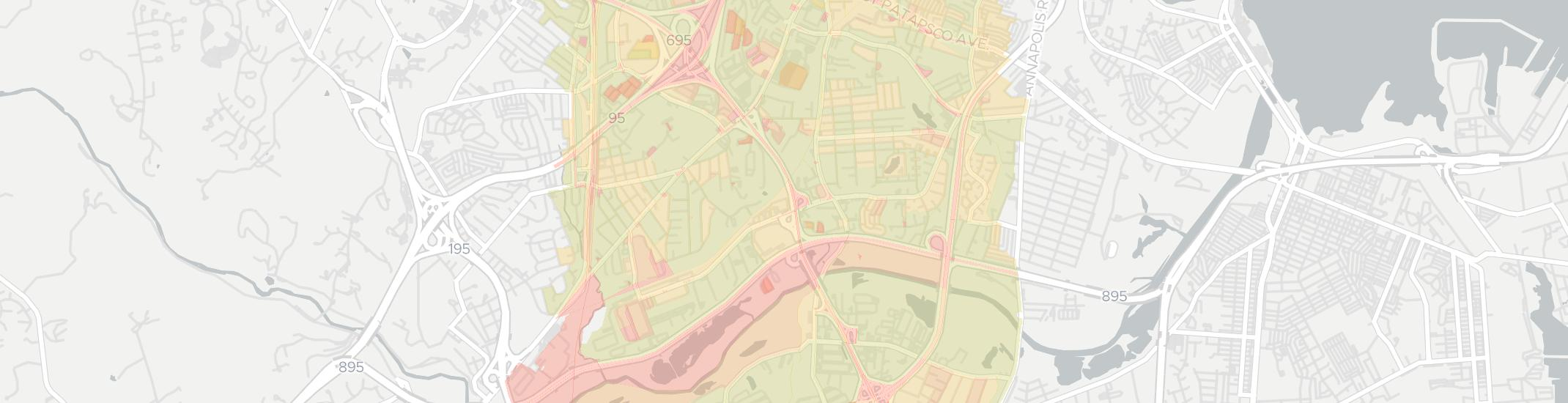 Lansdowne Internet Competition Map. Click for interactive map.