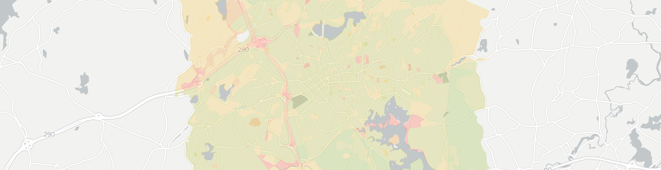 Marlborough Internet Competition Map. Click for interactive map.