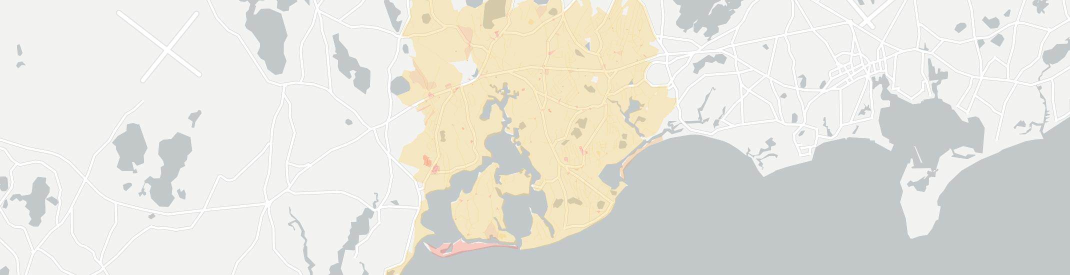 Osterville Internet Competition Map. Click for interactive map.