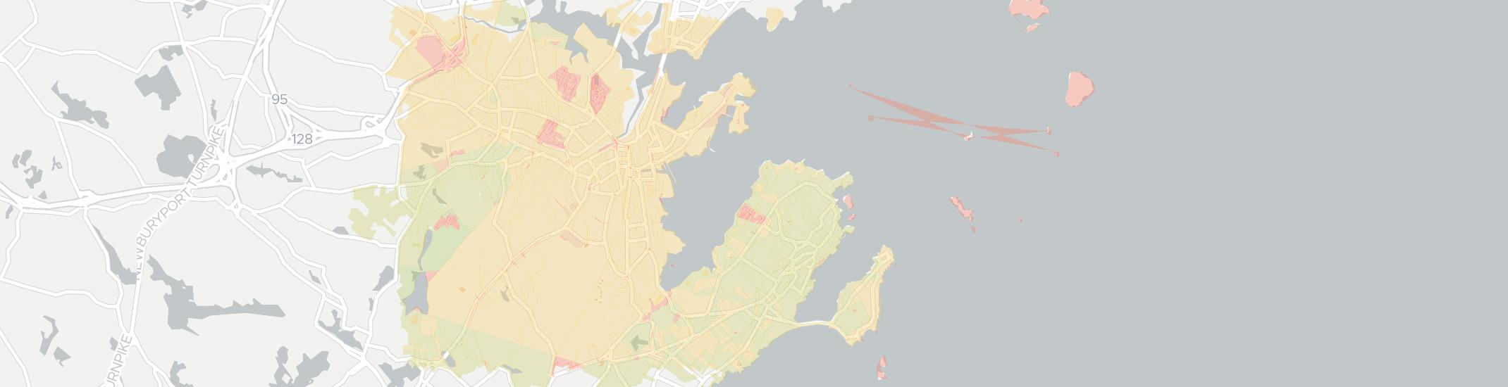 Salem Internet Competition Map. Click for interactive map.