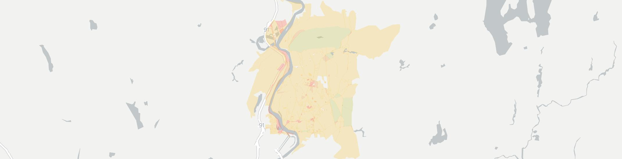 South Hadley Internet Competition Map. Click for interactive map.