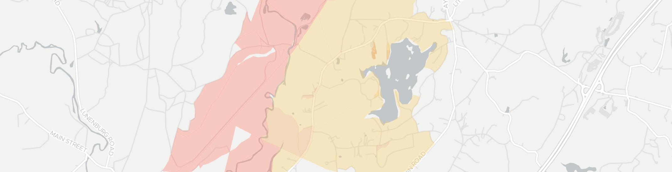 Still River Internet Competition Map. Click for interactive map.
