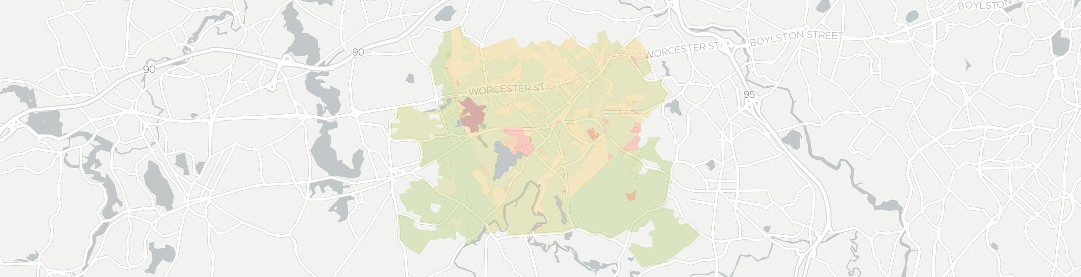 Wellesley Internet Competition Map. Click for interactive map.