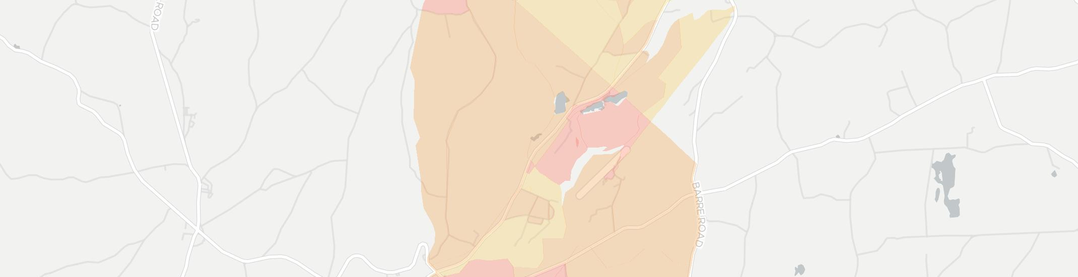 Wheelwright Internet Competition Map. Click for interactive map.