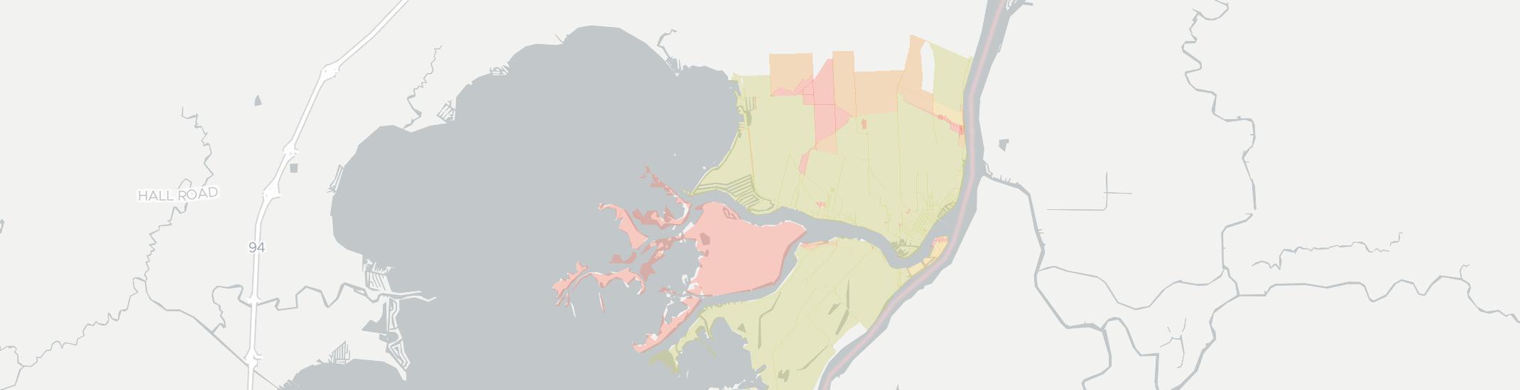 Algonac Michigan Map.Internet Providers In Algonac Compare 12 Providers