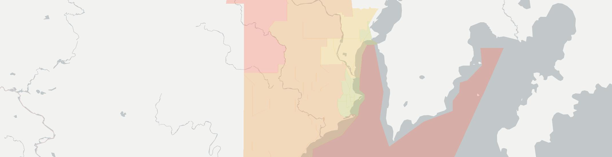 Escanaba Internet Competition Map. Click for interactive map.