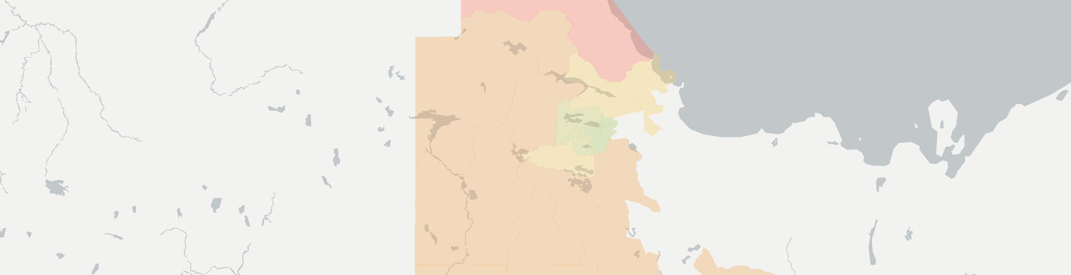 Ishpeming Internet Competition Map. Click for interactive map.