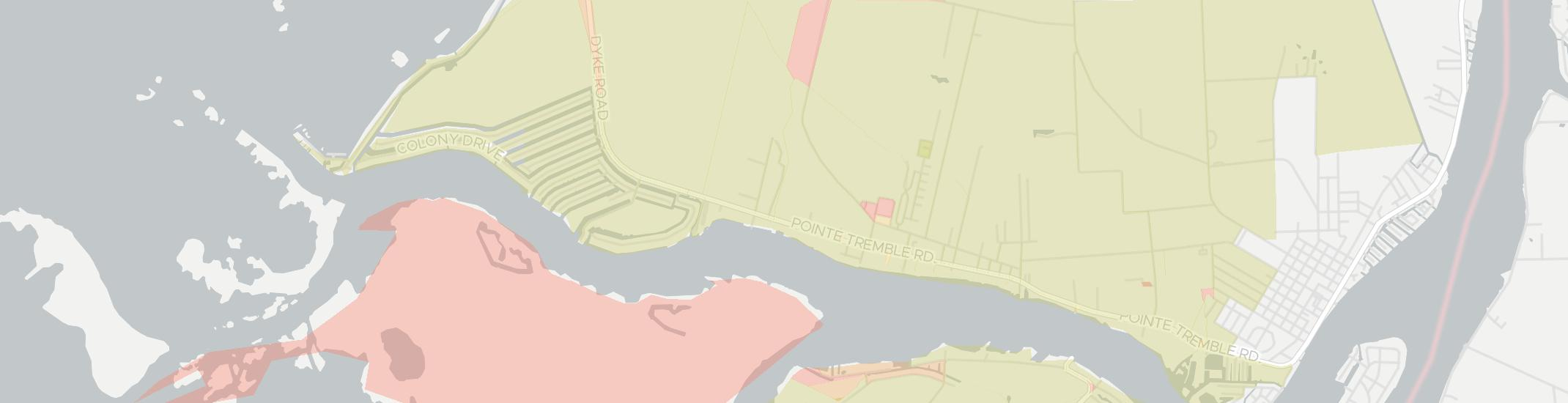 Pearl Beach Internet Competition Map. Click for interactive map.