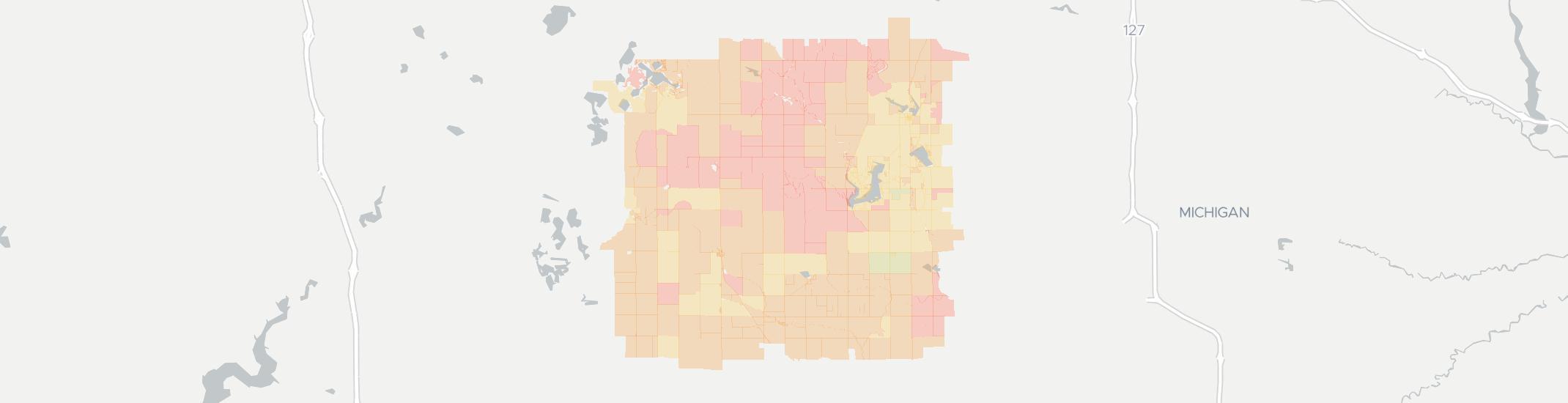 Remus Michigan Map.Internet Providers In Remus Compare 13 Providers Broadbandnow Com