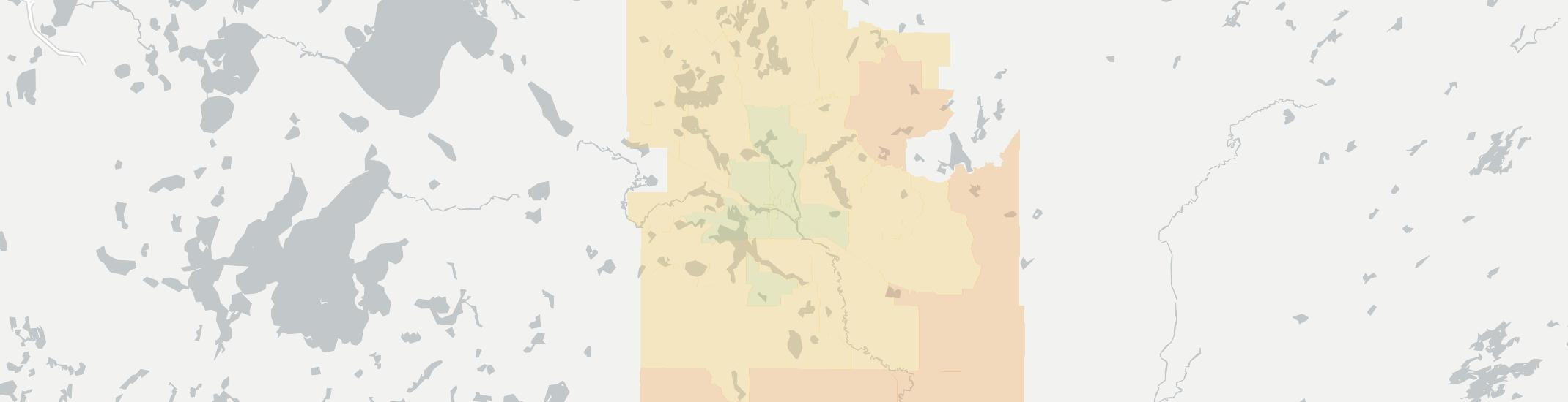 Grand Rapids Internet Competition Map. Click for interactive map.