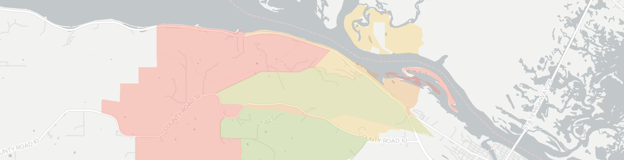 Reads Landing Internet Competition Map. Click for interactive map.