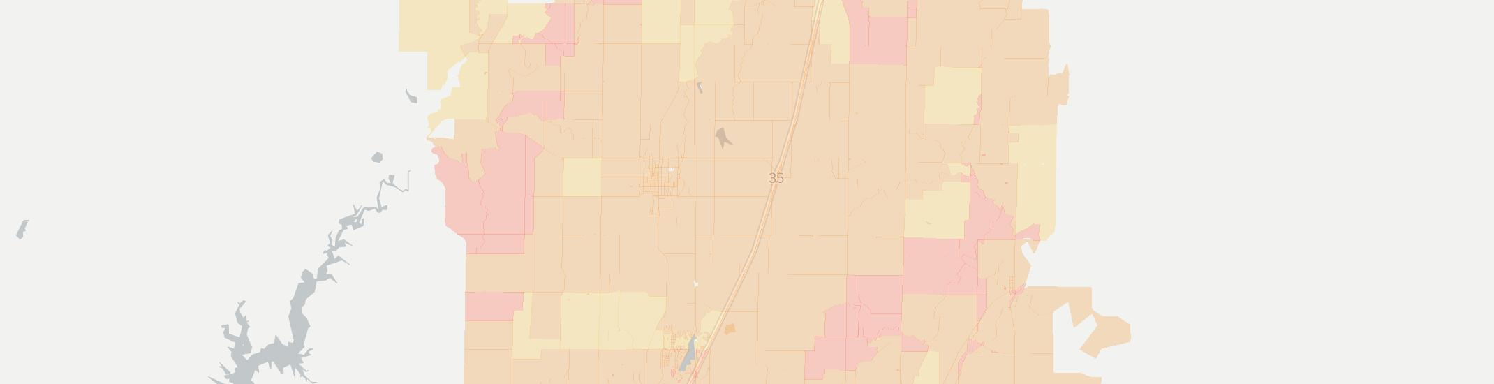 Lathrop Internet Competition Map. Click for interactive map.