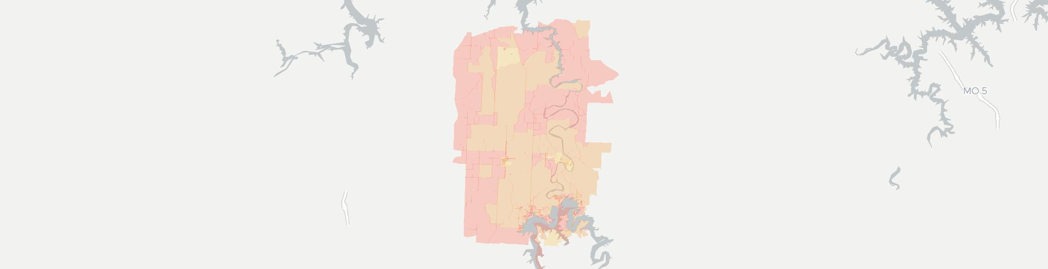 Wheatland Internet Competition Map. Click for interactive map.