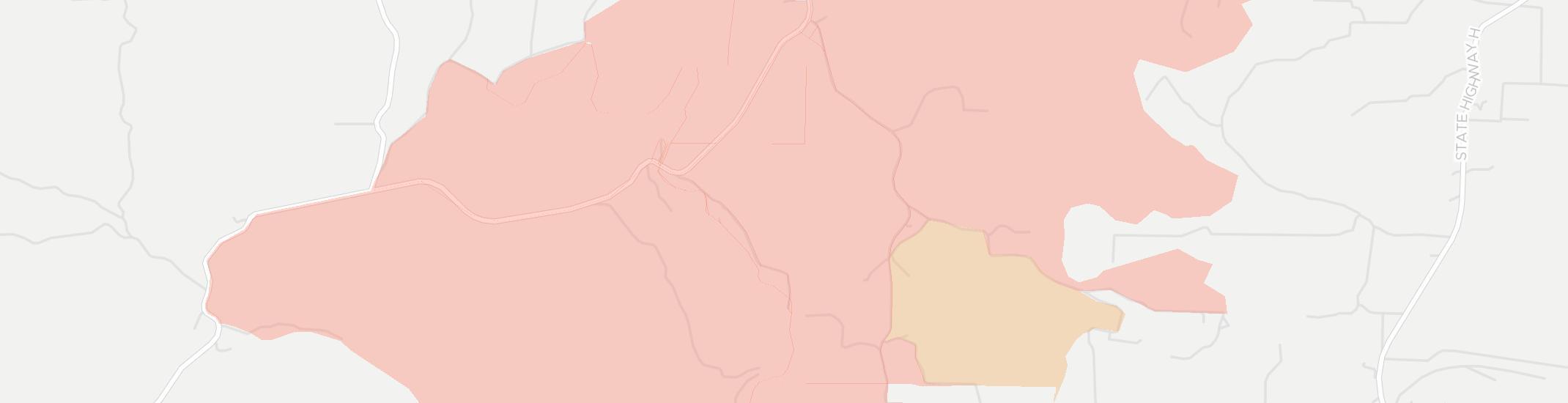 Zanoni Internet Competition Map. Click for interactive map.