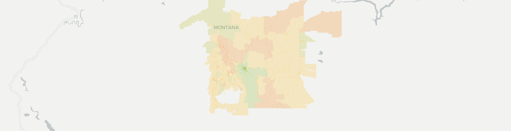Lewiston Montana Map.Lewistown Has 9 Internet Service Providers Up To 900 Mbps
