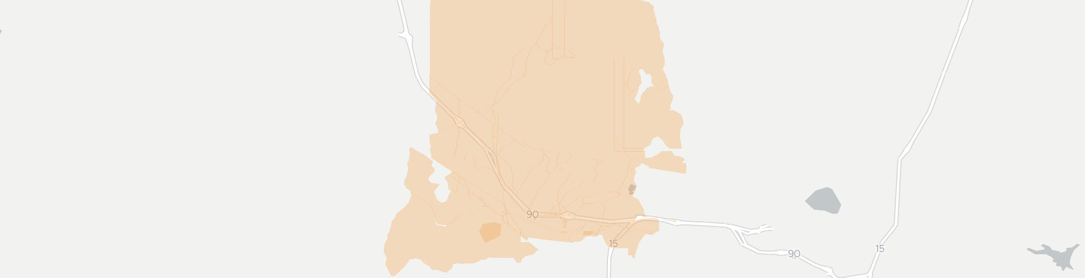 Ramsay Internet Competition Map. Click for interactive map.