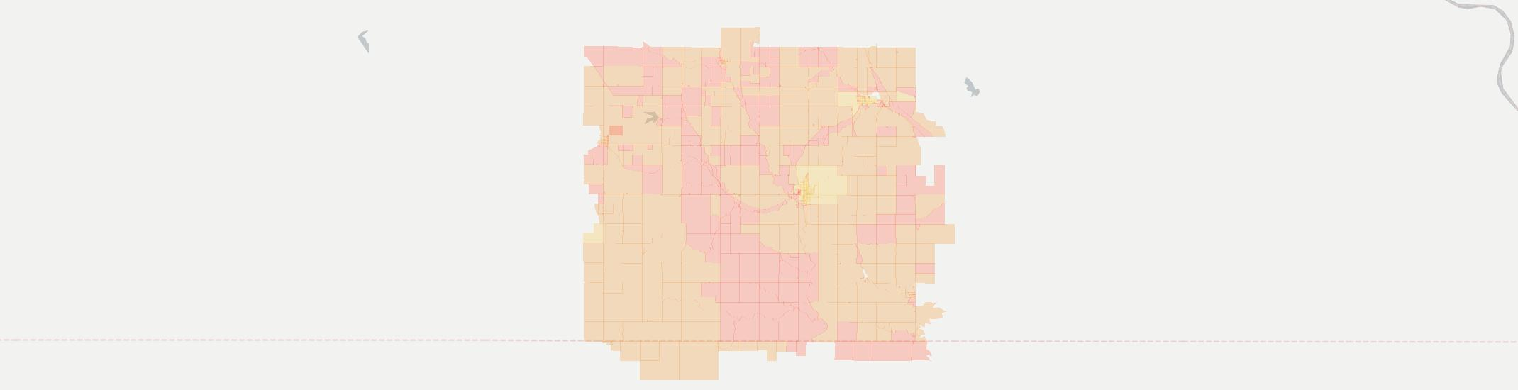 Pawnee City Internet Competition Map. Click for interactive map.