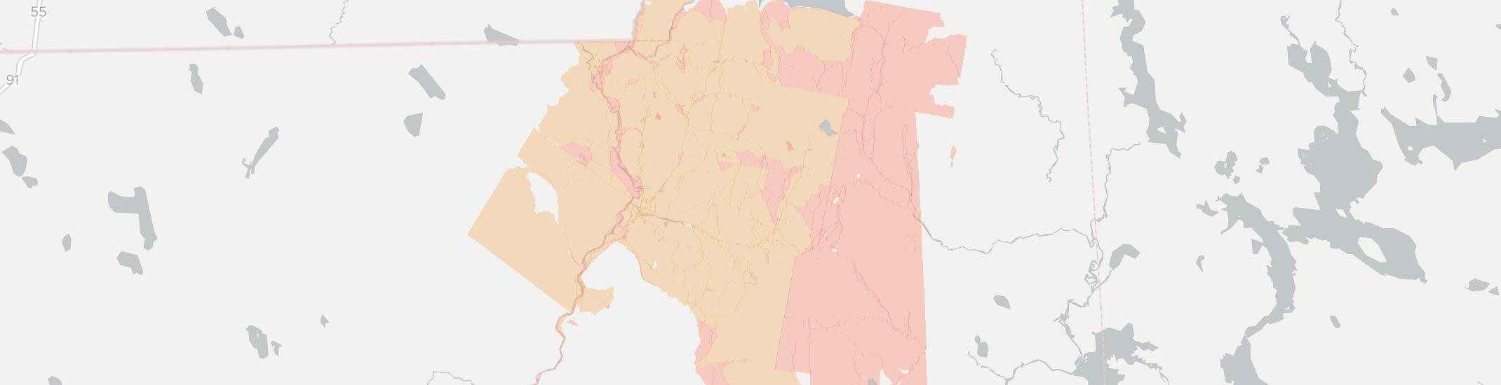 Colebrook Internet Competition Map. Click for interactive map.