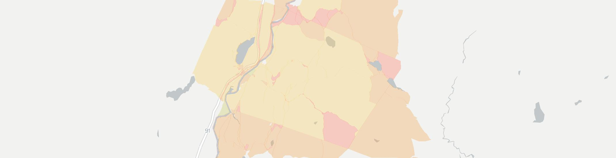 Orford Internet Competition Map. Click for interactive map.