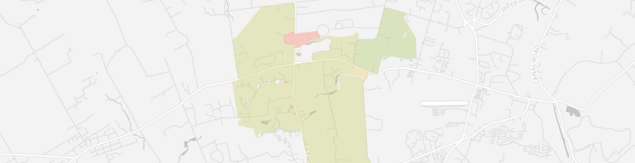Blawenburg Internet Competition Map. Click for interactive map.