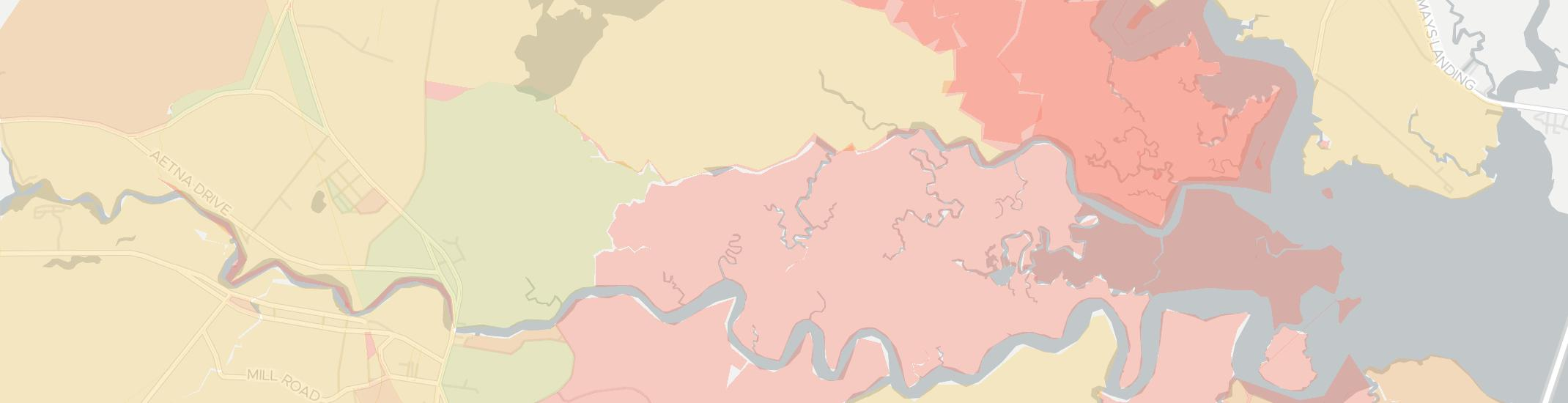 Corbin City Internet Competition Map. Click for interactive map.