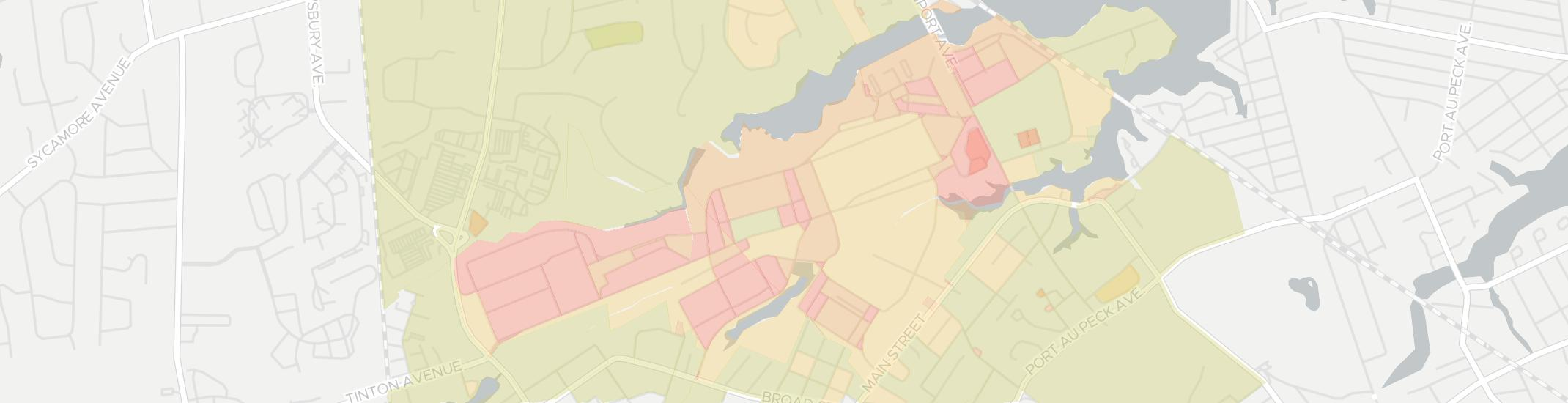 Fort Monmouth Internet Competition Map. Click for interactive map.