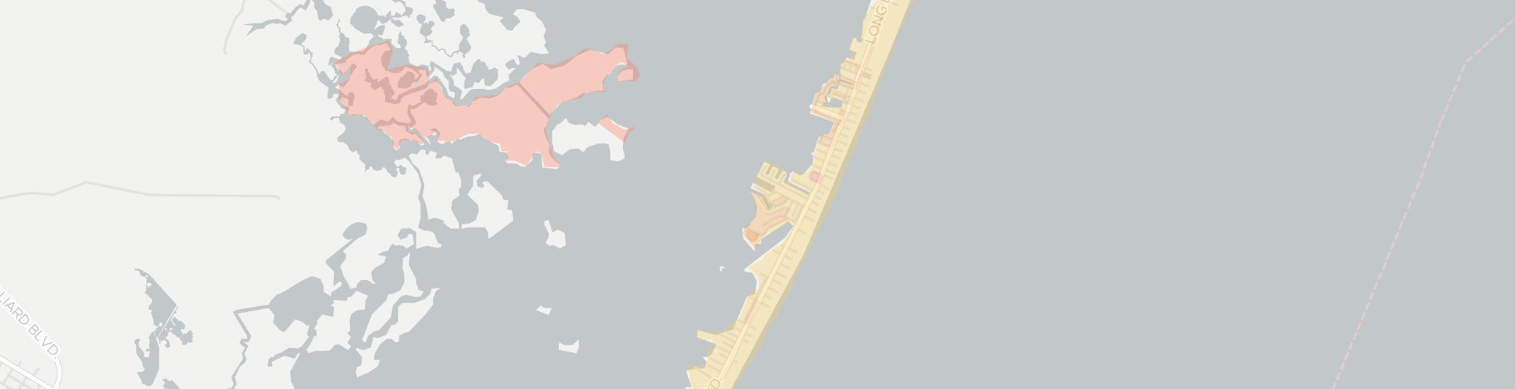 Harvey Cedars Internet Competition Map. Click for interactive map.