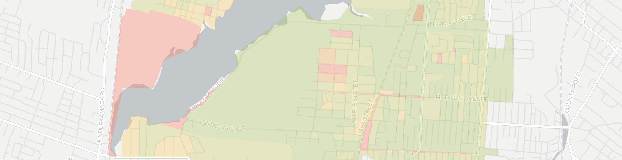 Haworth Internet Competition Map. Click for interactive map.