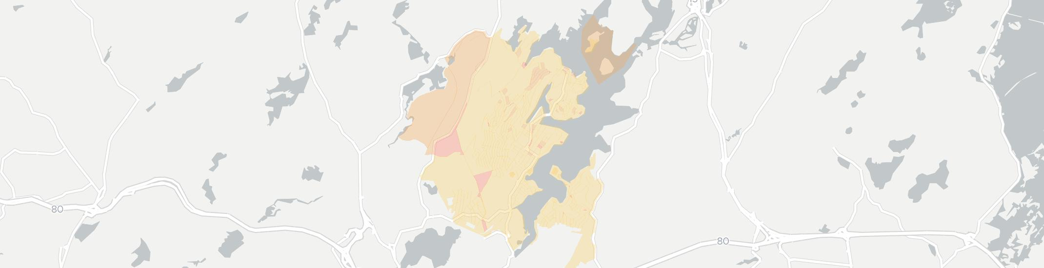Hopatcong Internet Competition Map. Click for interactive map.