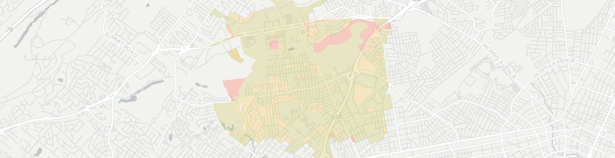Kenilworth Internet Competition Map. Click for interactive map.