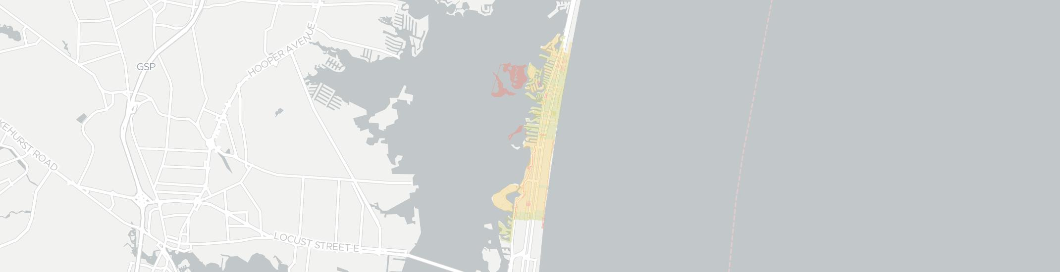 Lavallette Internet Competition Map. Click for interactive map.